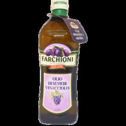 Масло виноградной косточки Farchioni 1л