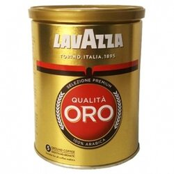 "Кофе ""Lavazza"" Qualita ORO молотый ж/б 250г"